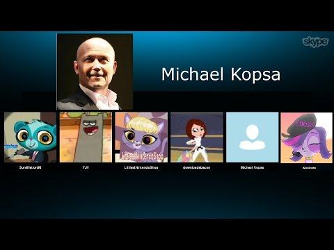 The League of Petshoppers  Michael Kopsa
