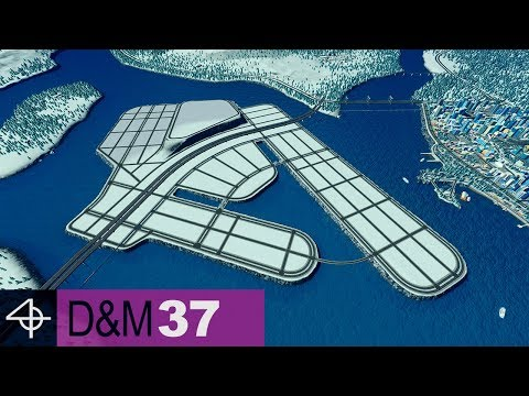 Planning a Leisure Island | Unmodded Cities: Skylines – Design and Manage, Part 37