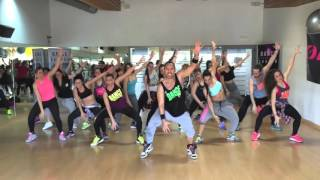 Show You The Money - Wizkid - Salsation Choreography by SMT Luis Calanche