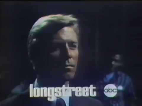 ABC Longstreet 1971 TV