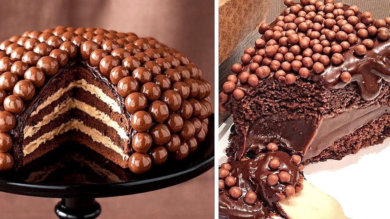 My Favorite Chocolate Cake Videos | Easy Dessert Recipes | Yummy Chocolate Cake Decorating Ideas