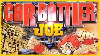 Car Battler Joe [GBA] review - SNESdrunk