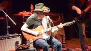 Johnny Winter 70th birthday Encore Live 3/18/14