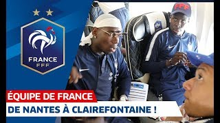 De Nantes à Clairefontaine avec les Bleus, Equipe de France I FFF 2019
