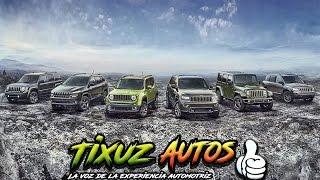 Jeep | Todos sus modelos