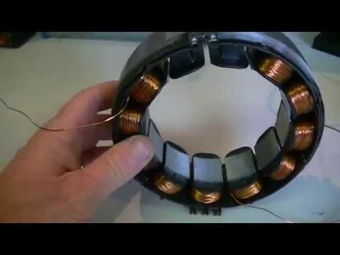 Tesla Hybrid The Lenz Force Motor Generator Youtube
