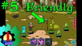 Taming a Pet Boss | Bit Heroes #5 | Free Flash MMORPG Gameplay
