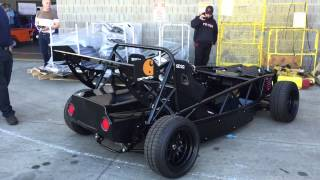 homepage tile video photo for Tie Down Engineering's 1696LB LS3 / 525HP Exocet (Exomotive XP5)...