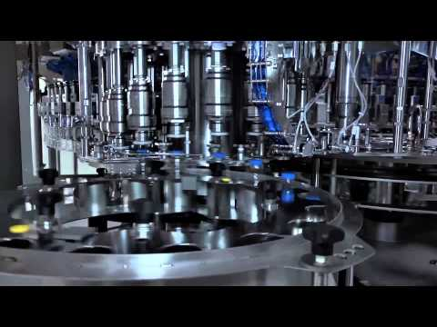 Sincro Bloc Integrated blowing -filling solutions