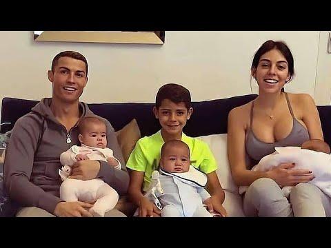 Ronaldo con Esposa Georgina Rodríguez | 2018 FIFA World ...