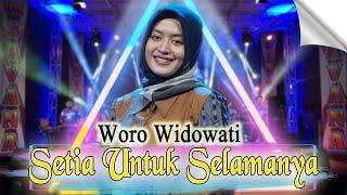 Download lagu Woro Widowati Setia Untuk Selamanya Tak Bosan Bosan Aku Memandangmu Live
