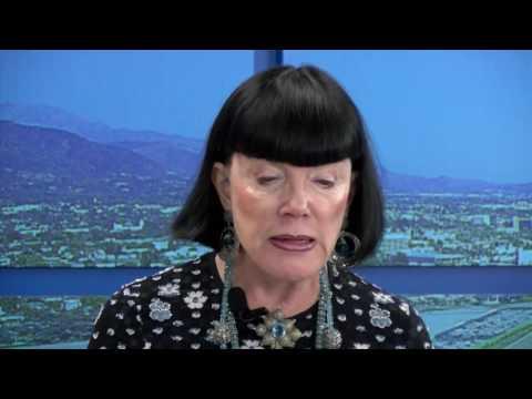 CCN Sunrise Interviews Roski for its Arts Segment