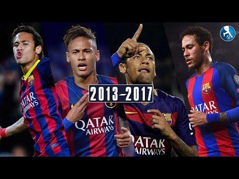 Homenagem para Neymar Jr | Barcelona 2013-2017