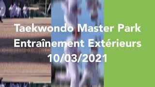 Taekwondo Master Park COVID-19