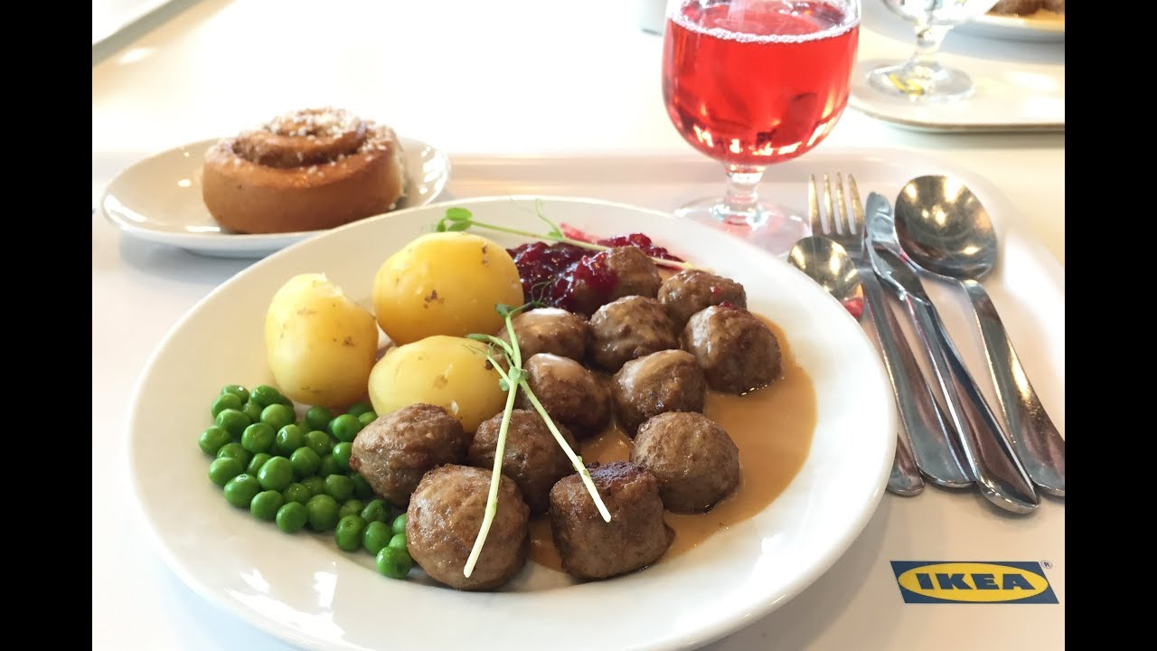 "Ikea Hej How To Pronounce ""köttbullar"": Swedish Meatballs (ikea"
