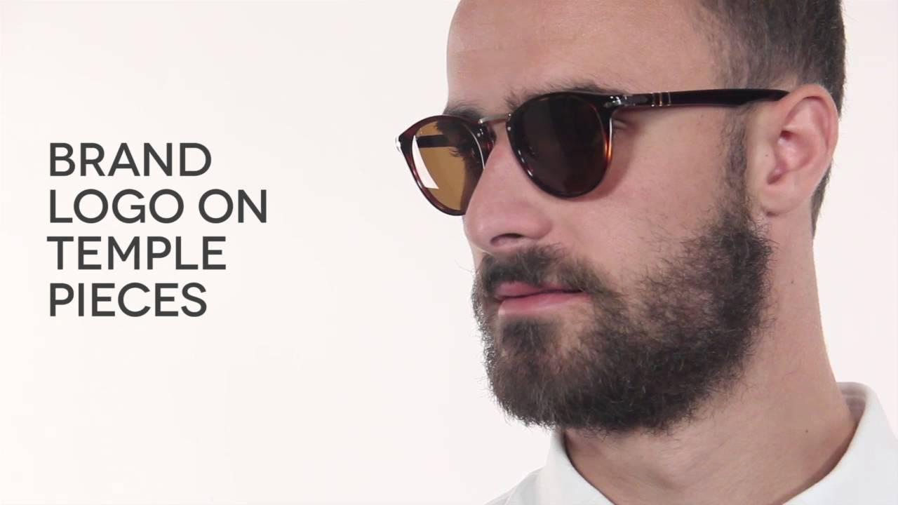 a6bd8efc56 Persol Corrective Sunglasses Po3108s