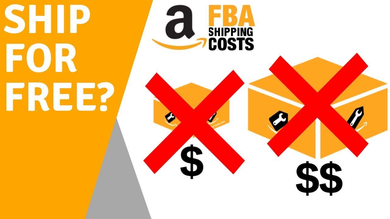 amazon fba shipping fees