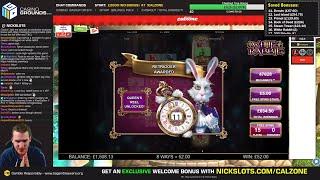 Casino Slots Live - 18/01/19 *BONUS HUNT*