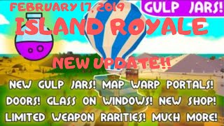 JARS GULP - ROBLOX ISLAND ROYALE