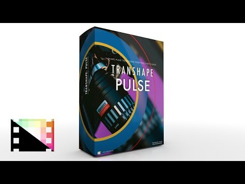 TranShape: Pulse - Professional Shape Transitions in FCPX from Pixel Film Studios