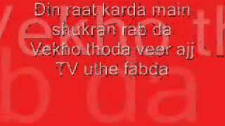 Chaska - Raja Baath ft. Honey Singh lyrics