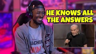 George Carlin on English Language   Comedian GENIUS‼️ 🤣