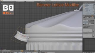Blender Lattice Modifier