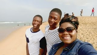 MY TRIP TO TOGO (WEST AFRICA) VLOG 2 - AMAZING BEACHES OF LOMÉ