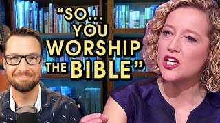 Download Are We Guilty of Worshipping the Bible?