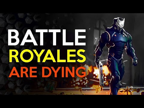 The Battle Royale Genre Is Dying - Also Dancing Crabs