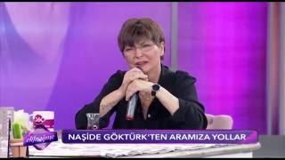 """Naşide Göktürk - """"Elifnağme"""" En Son Katıldığı Canlı yayın programın Tamamı  (06.04.2016)"""