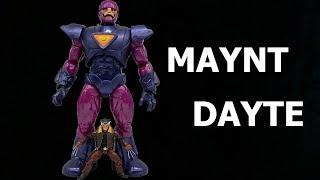 обзор фигурок Marvel Legends Sentinel 2018 and Wolverine Days of Future Past X-Men 2 Pack Hasbro