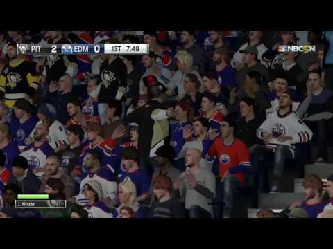 E:13 Joe Yinzer Goal (13) - Pittsburgh Penguins v. Edmonton Oilers #ChasingGretzky