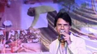 Nasha ye pyar ka nasha hai Vikram shukla live in Indian Sports and cultural Society1.wmv