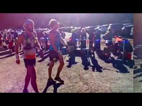 Angeles Crest 100 Mile Endurance Run: Vincent Gap 20