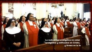 Adoratrices Perpetuas del Santisimo Sacramento en Maria+Vision