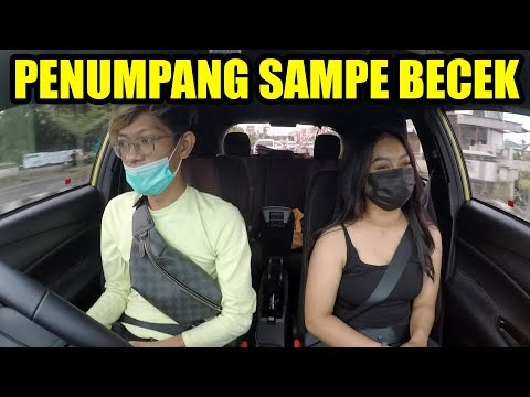 PENUMPANG SAMPE BECEK | Bro Omen
