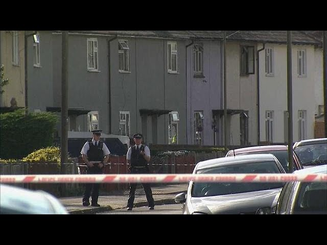 UK police raid house after 'significant' arrest over London attack
