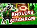 Dota 2 Tricks: Unlimited ENDLESS Chakrams!