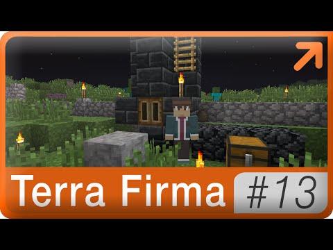 Ролик TerraFirmaCraft 13  Железо и броня