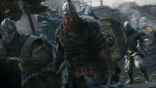 For Honor - E3 2015 Trailer (HD)
