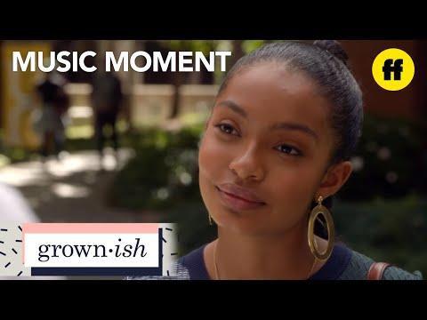 "grown-ish | season 1, episode 4 music: danielle parente - ""cellophane dreams"" | freeform"