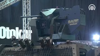 Altay tankı gücüne güç kattı