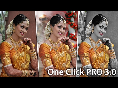 Best Photo Retouching Software Photoshop Plugin - One Click PRO 3.0 Released