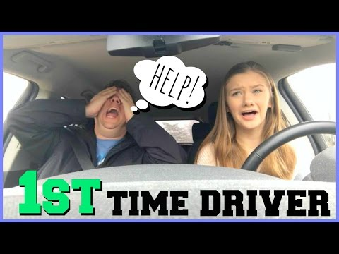 MY FIRST TIME DRIVING (GONE WRONG!)