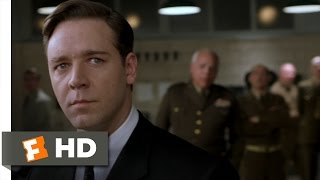 A Beautiful Mind (4/11) Movie CLIP - Nash Cracks the Code (2001) HD