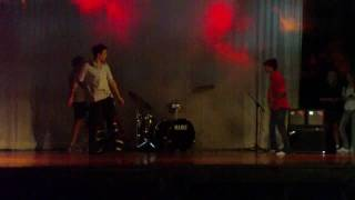 LUKE HUGHES - MELBOURNE SHUFFLE - KENMORE HIGH TALENT SHOW