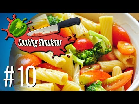 Cooking Simulator #10
