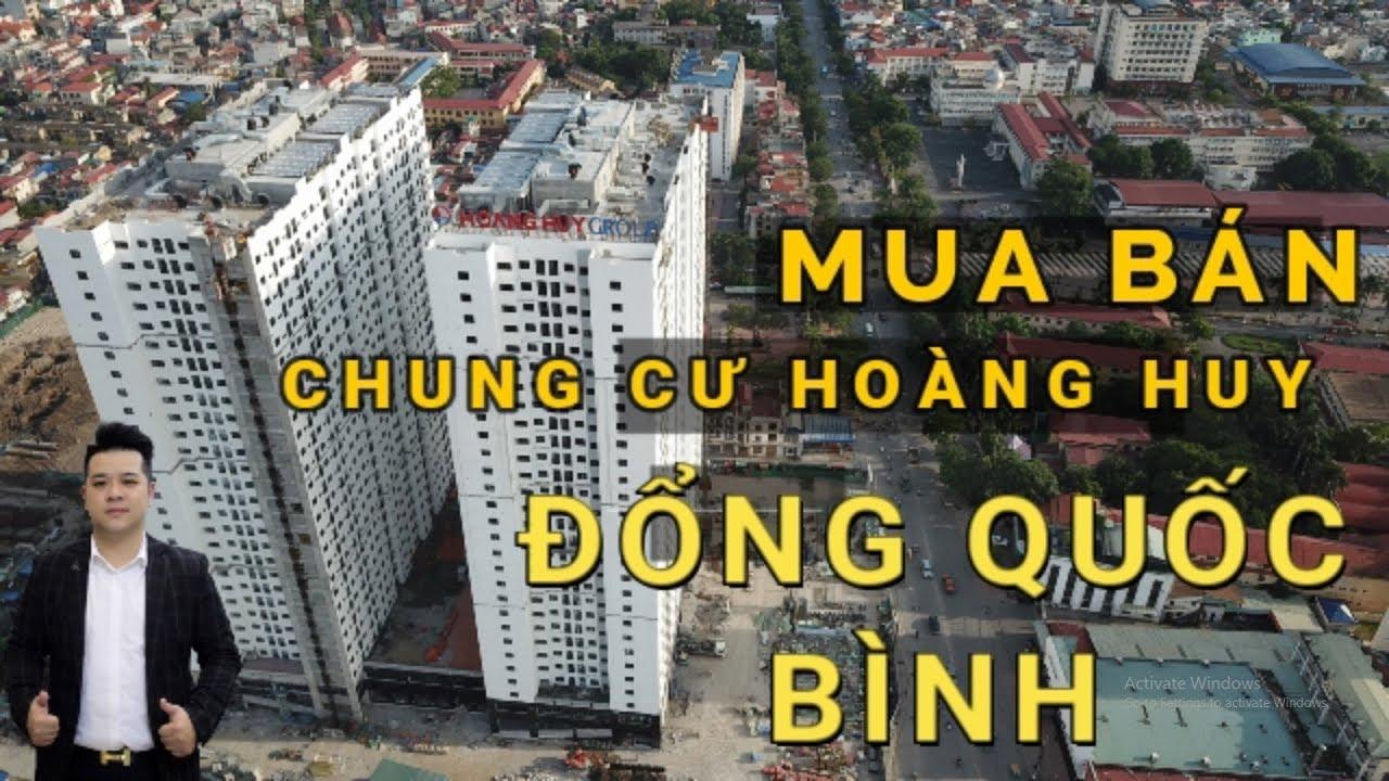Mua Bán Chung Cư Hoàng Huy Đổng Quốc Bình – BĐS Trần Tuấn