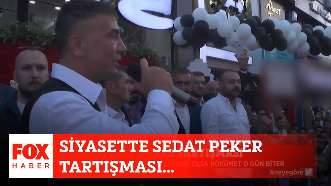 Siyasette Sedat Peker tartışması... 17 Mayıs 2021 Selçuk Tepeli ile FOX Ana Haber